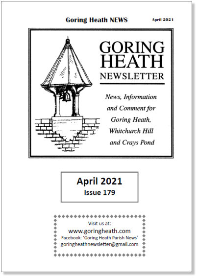 Goring Heath Newsletter April 2021